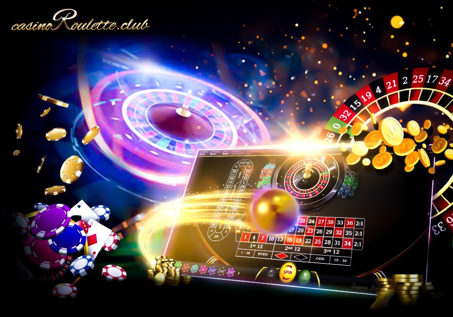 Casinoroulette Club Image Home page